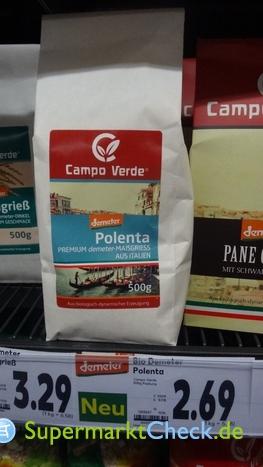 Foto von Campo Verde demeter Polenta
