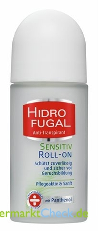 Foto von Hidro Fugal Anti-Transpirant Roll-on