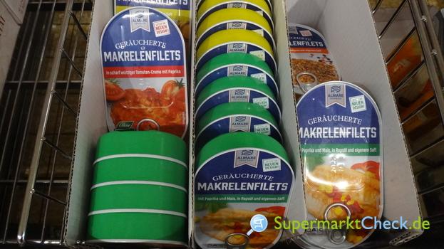 Foto von Almare Geräucherte Makrelenfilets