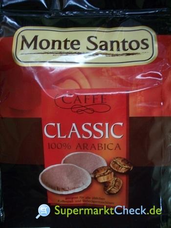Foto von Monte Santos Caffe Pads