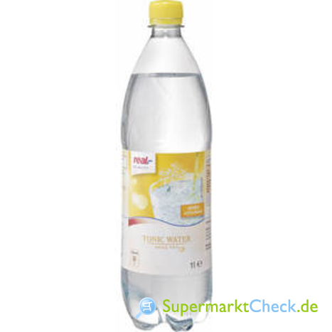 Foto von real Quality Tonic Water