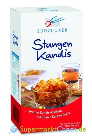 Foto von Südzucker Stangen Kandis