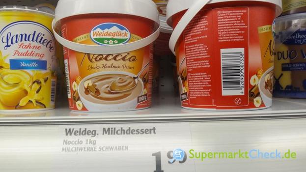 Foto von Weideglück Milch-Dessert