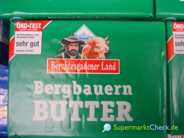 Foto von Berchtesgadener Land Bergbauern Butter