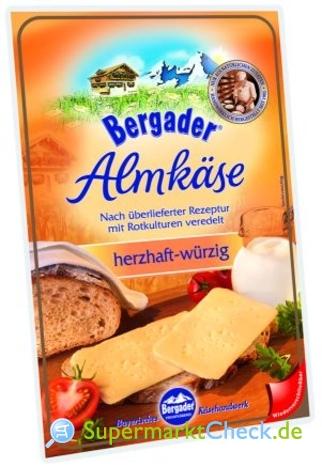 Foto von Bergader Almkäse