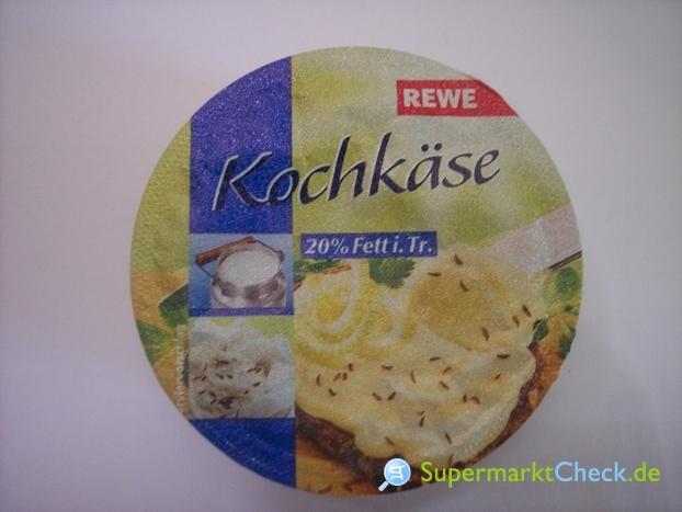 Foto von REWE Beste Wahl Kochkäse