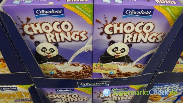 Foto von Crownfield Choco Rings