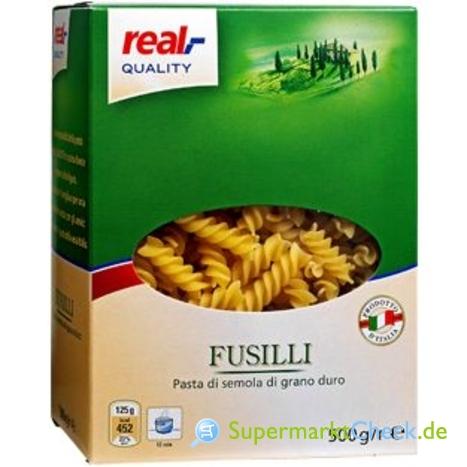 Foto von real Quality Fusilli No 98
