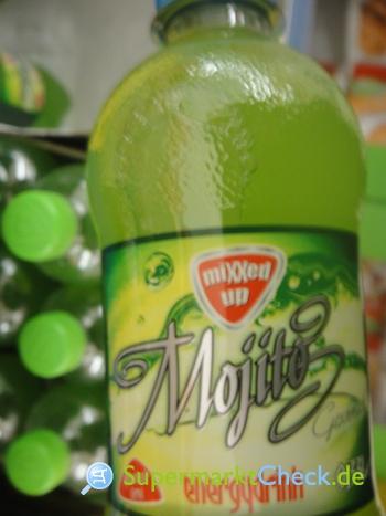 Foto von mixxed up Mojito energy drink