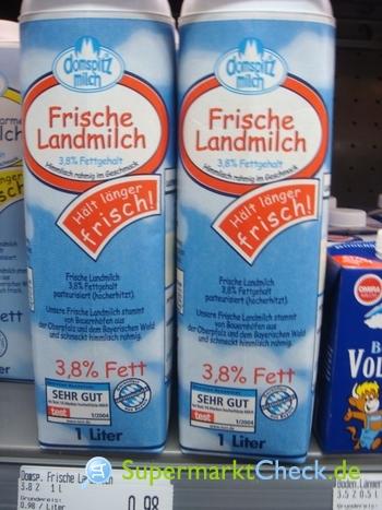 Foto von Domspitzmilch Frische Landmilch