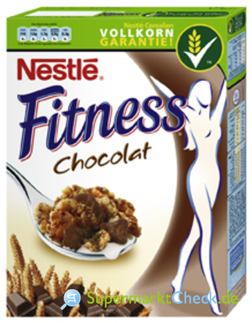 Foto von Nestle Fitness Chokolat