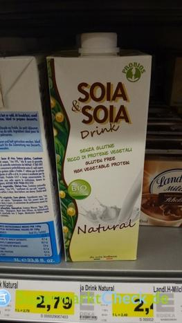 Foto von Probios Soia & Soia Drink