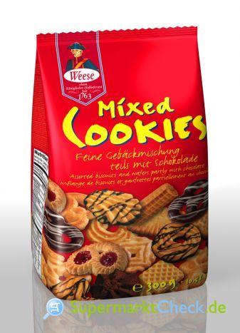 Foto von Grabower Mixed Cookies