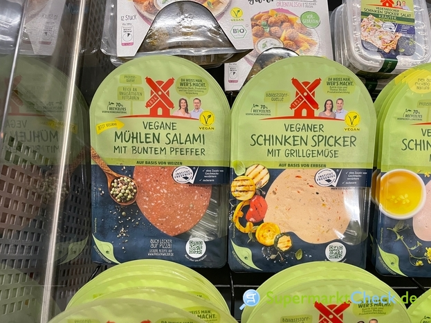 Foto von Rügenwalder Vegane Mühlen Salami