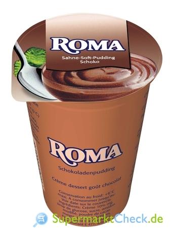 Foto von Roma Sahne Soft Pudding