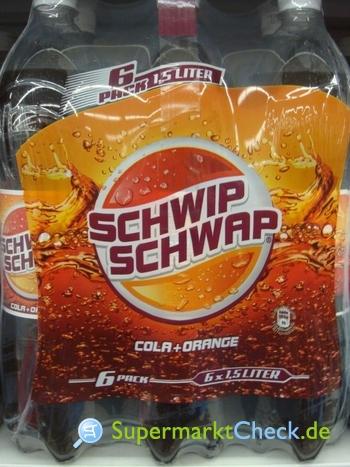 Foto von Schwip Schwap Cola + Orange