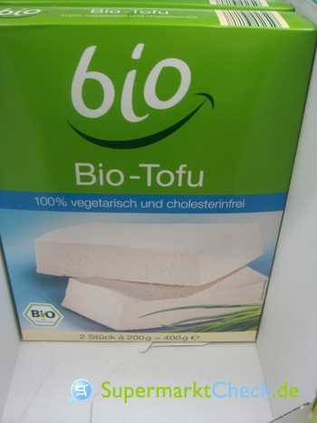 Foto von Aldi Süd bio Tofu