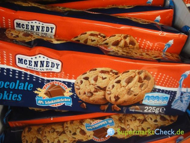 Foto von Mc Ennedy Chocolate Cookies