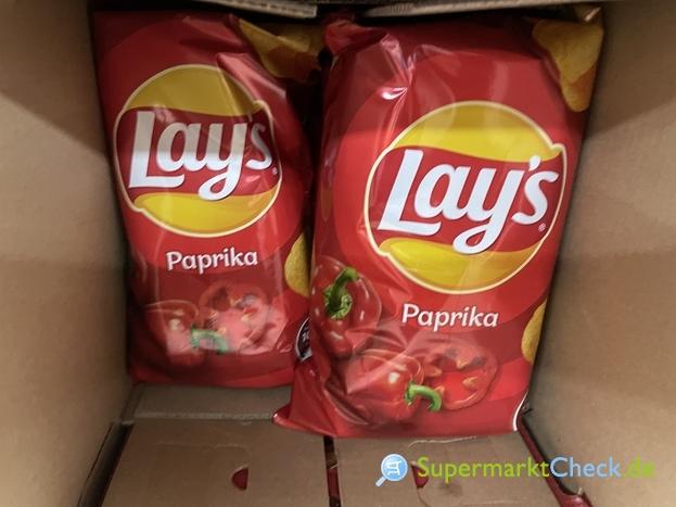 Foto von Lays Chips