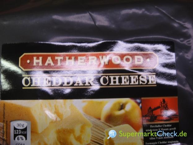 Foto von Hatherwood Cheddar Cheese