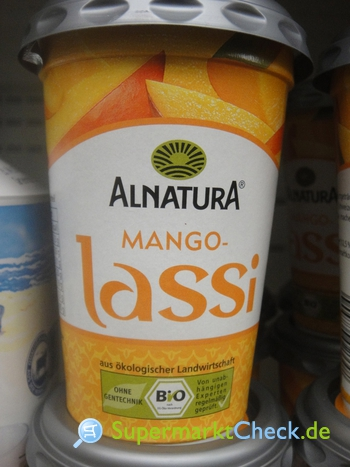 Foto von Alnatura Lassi