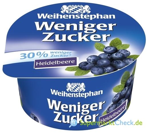 Foto von Weihenstephan Der Cremige weniger Zucker