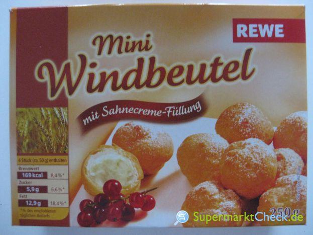 Foto von REWE Beste Wahl Mini Windbeutel