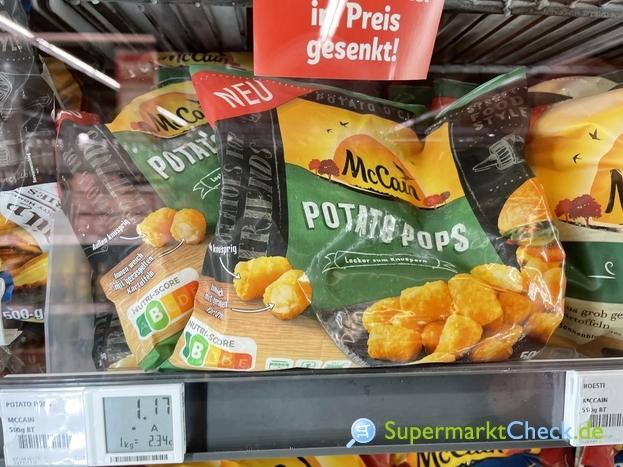 Foto von McCain Potato Pops
