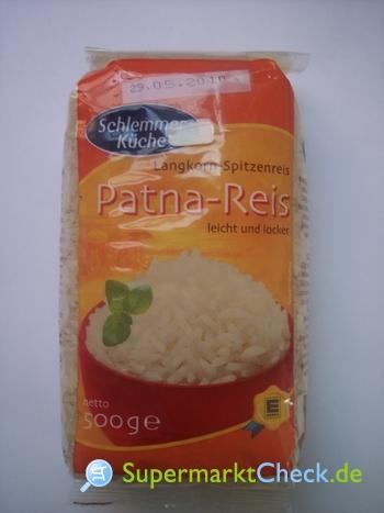 Foto von Edeka Schlemmerküche Patna Reis