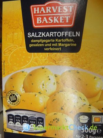 Foto von Harvest Basket Salzkartoffeln