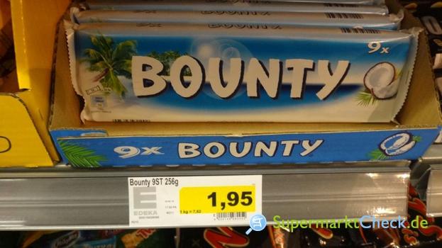 Foto von Bounty 9-er