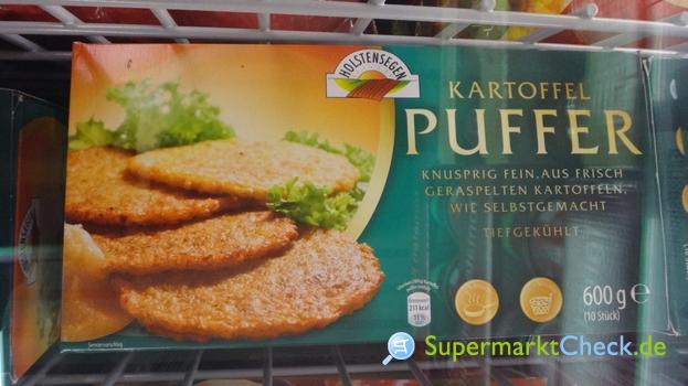 Foto von Holstensegen Kartoffelpuffer