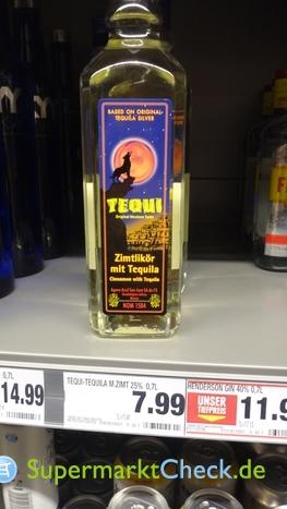 Foto von Tequi Zimtlikör it Tequila