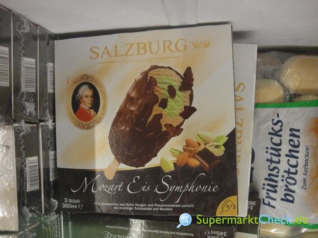 Foto von Salzburger Patisserie Mozart Eis Symphonie