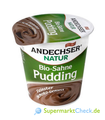 Foto von Andechser Natur Bio-Sahne Pudding Feinster