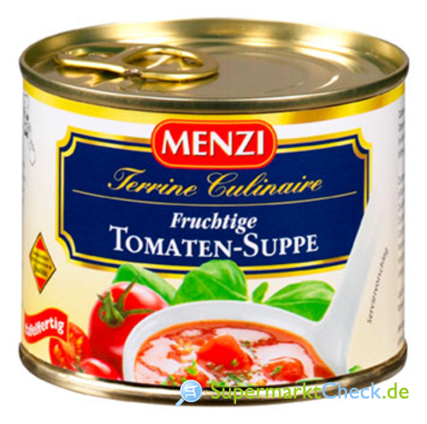 Foto von Menzi Terrine Culinaire Fruchtige Tomaten-Suppe 5-er