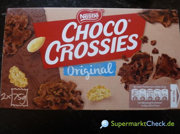 Foto von Nestle Choco Crossies