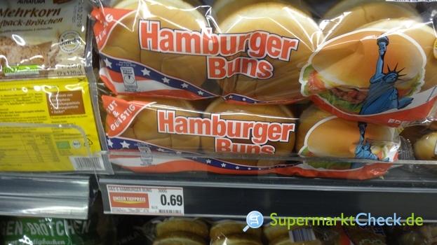 Foto von Gut & Günstig Hamburger Buns