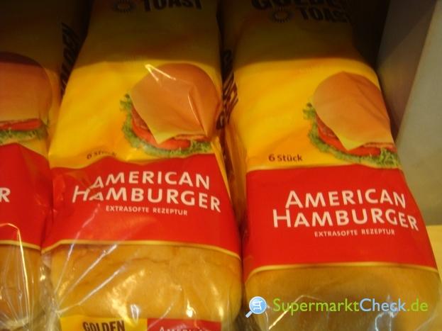 Foto von Golden Toast American Hamburger