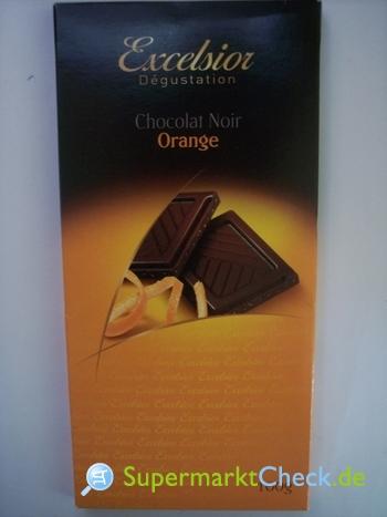 Foto von Excelsior Degustation Schokolade