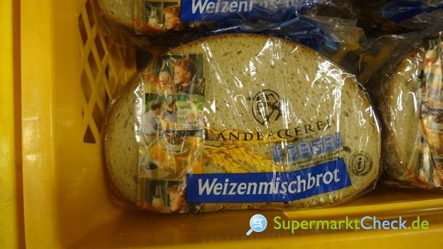 Foto von Landbäckerei Weizenmischbrot