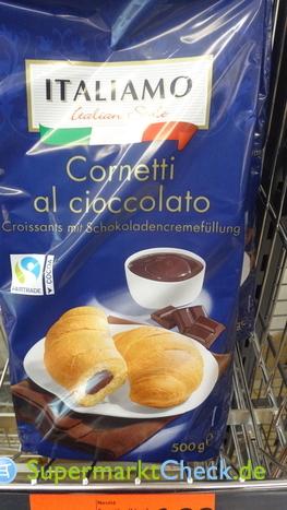 Foto von Italiamo Cornetti al cioccolato