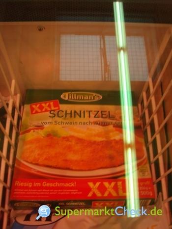 Foto von Tillmans XXL Schnitzel