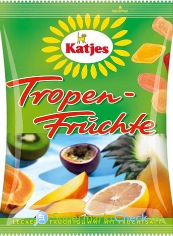 Foto von Katjes Tropen-Früchte