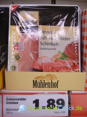 Foto von Mühlenhof Schwarzwälder Schinken