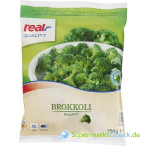 Foto von real Quality Brokkoli Röschen