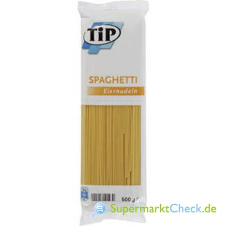 Foto von Tip Spaghetti