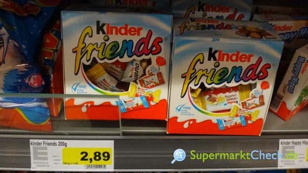 Foto von Ferrero Kinder Friends