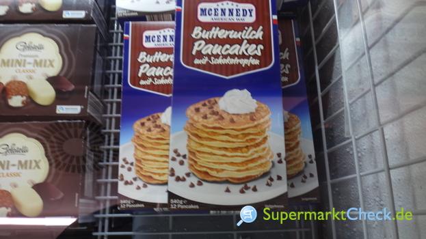 Foto von MCEnnedy Buttermilch Pancakes