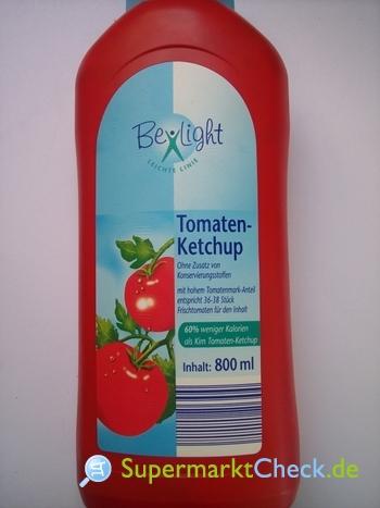Foto von Be Light Tomatenketchup